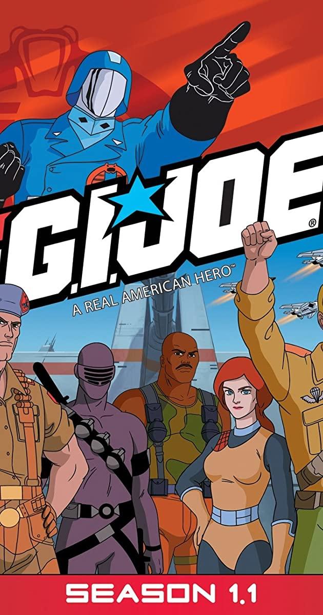 GI Joe TV Series 19851986   IMDb 630x1200