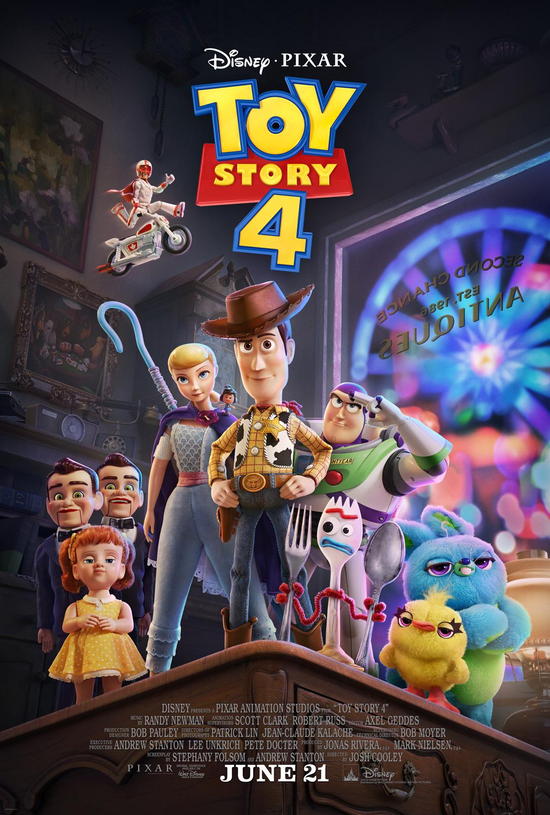 Toy Story 4 2019   IMDb 1086x1609