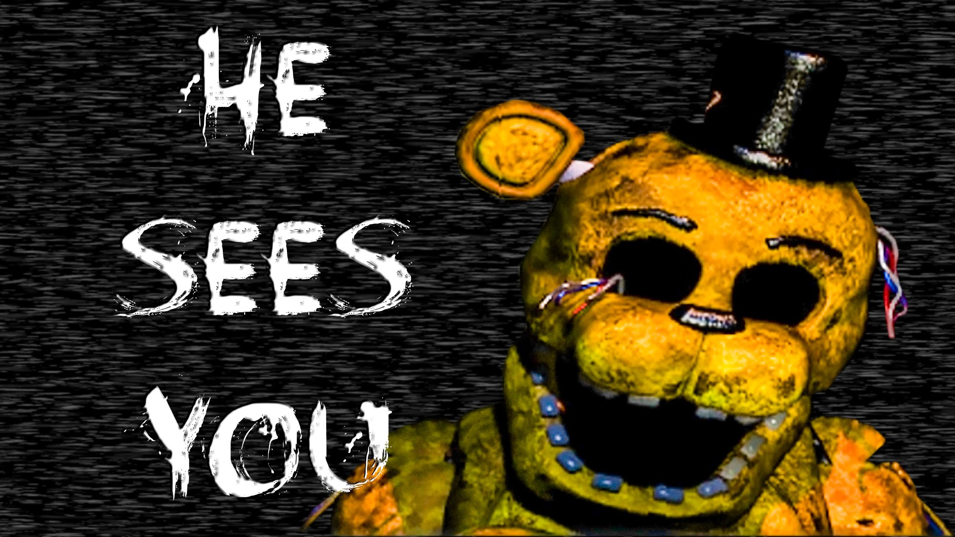 Five Nights At Freddys 2 THE PREQUEL   Night 6   GOLDEN 1920x1080