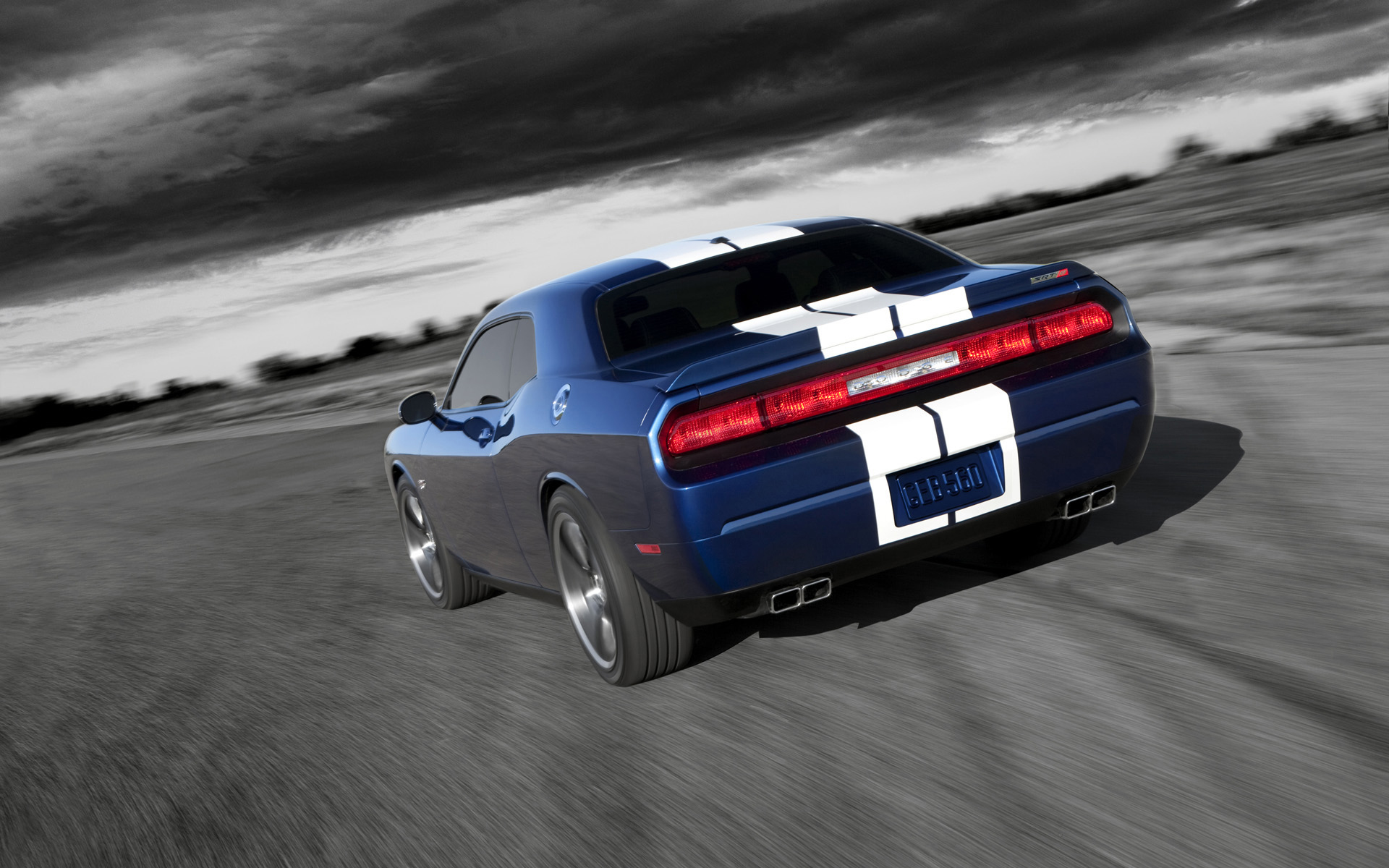 2011 Dodge Challenger SRT8 392 Super Cars HD Wallpapers 1920x1200