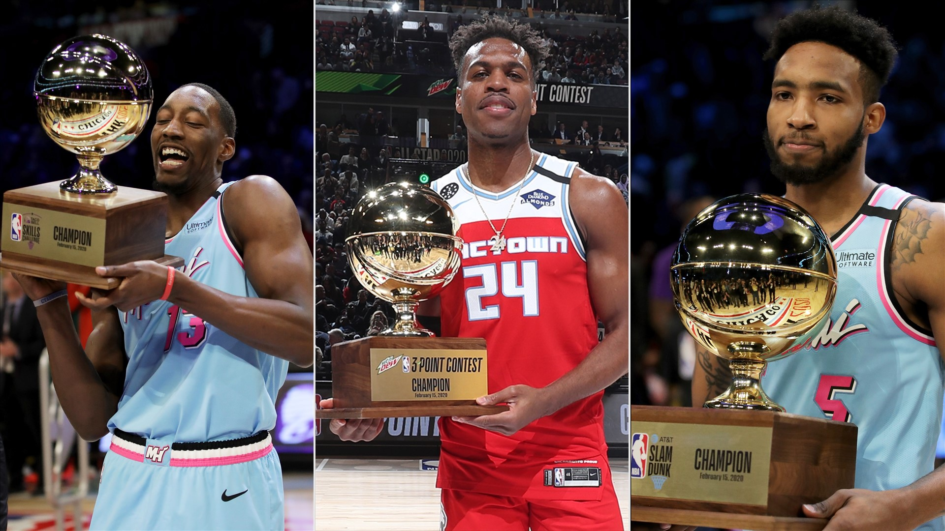 NBA All Star 2020 Live coverage Slam Dunk Contest Three Point 1920x1080
