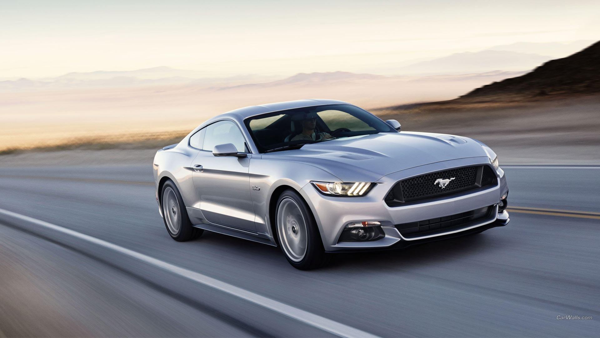 2015 Ford Mustang GT Computer Wallpapers Desktop Backgrounds 1920x1080