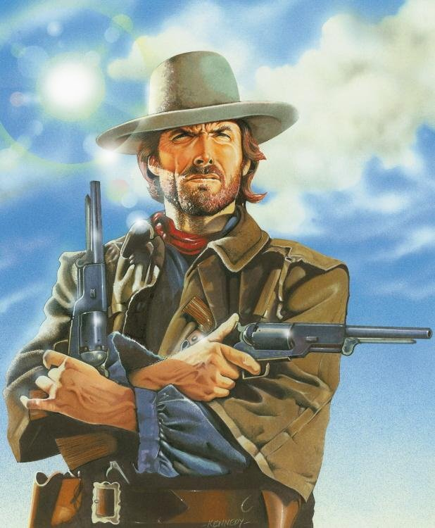 The Outlaw Josey Wales The Big Screen Pinterest 618x750