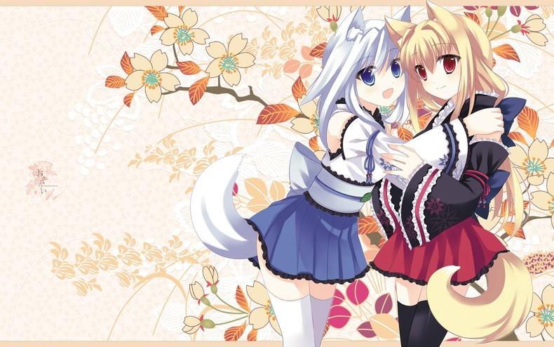 Image Result For Wallpaper Anime Girl Neko