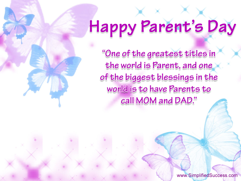 free Download Parents Day Wallpaper 2012 Download Wallpapers 1024x768