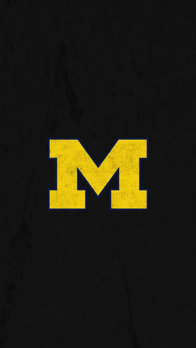 Image result for michigan iphone wallpaper girly M in 2019 640x1136