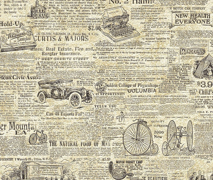 Old Newspaper at Wallpaperwebstore 718x608