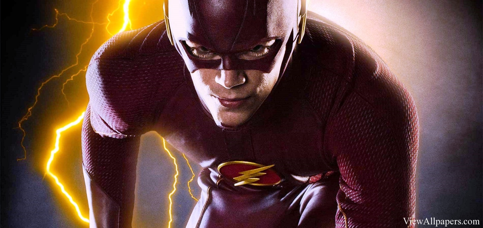 The Flash Wallpaper High Resolution Wallpaper download The Flash 1600x757