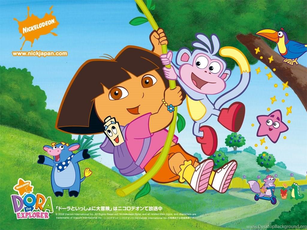 Wallpapers Dora Nickelodeon 1024x768 Desktop Background 1024x768