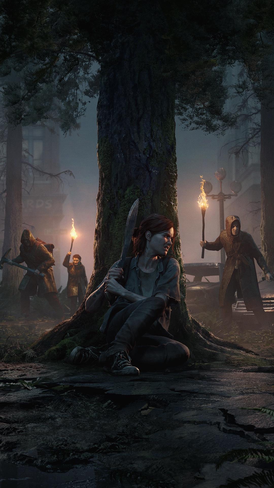 The Last of Us Part 2 Mobile Wallpaper   Album on Imgur 1080x1920