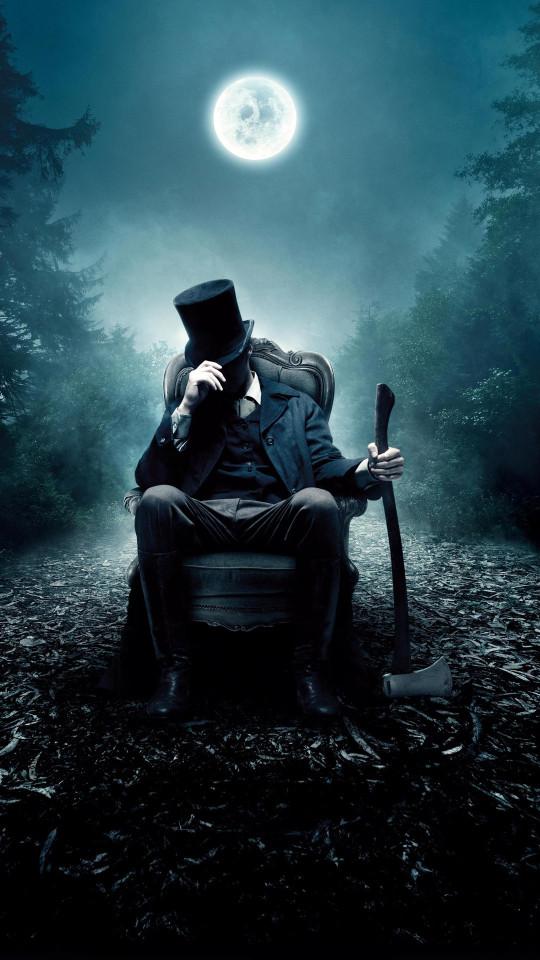 Abraham Lincoln Vampire Hunter Wallpaper   iPhone 540x960