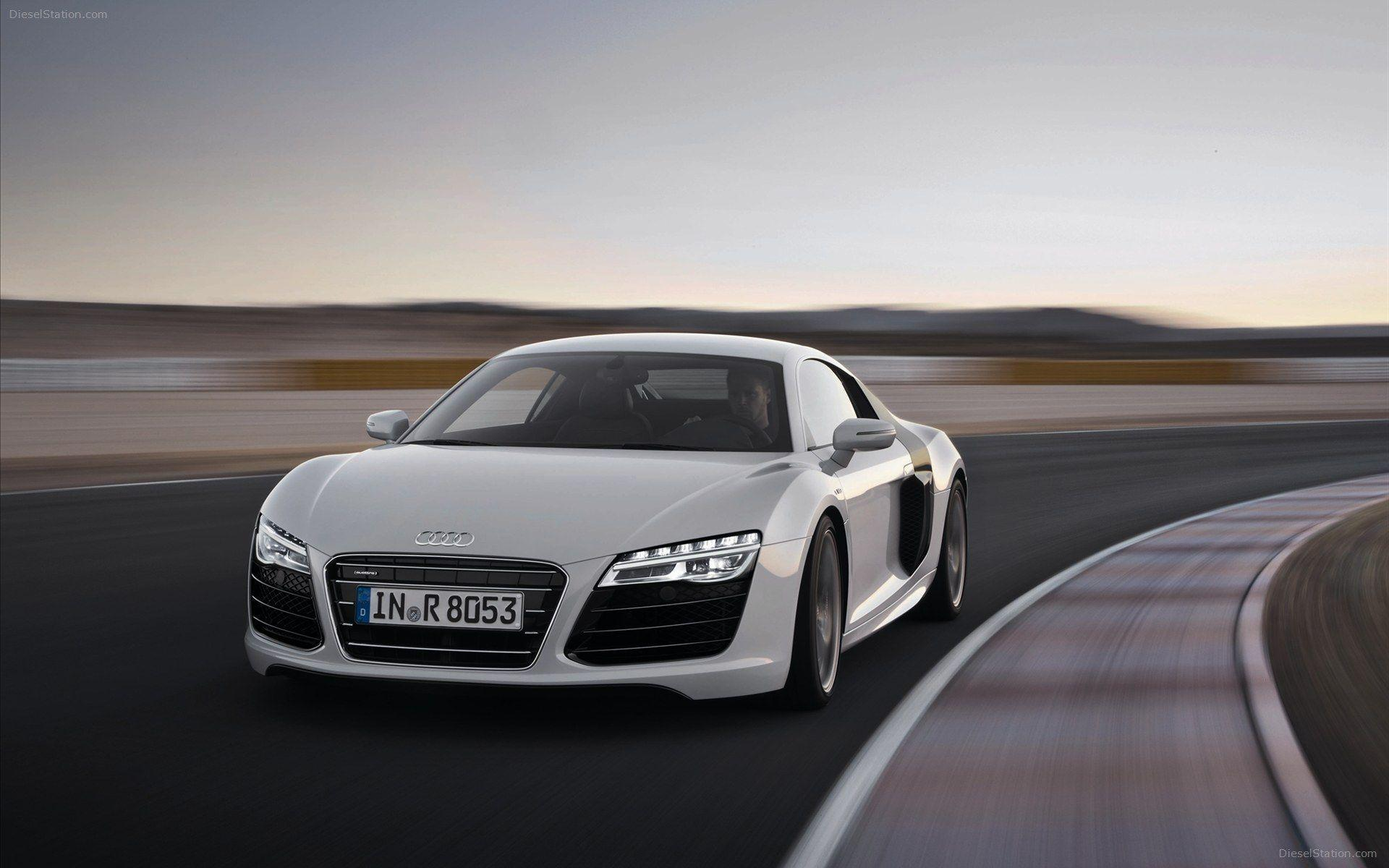 Audi R8 Spyder 2015 Wallpapers 1920x1200