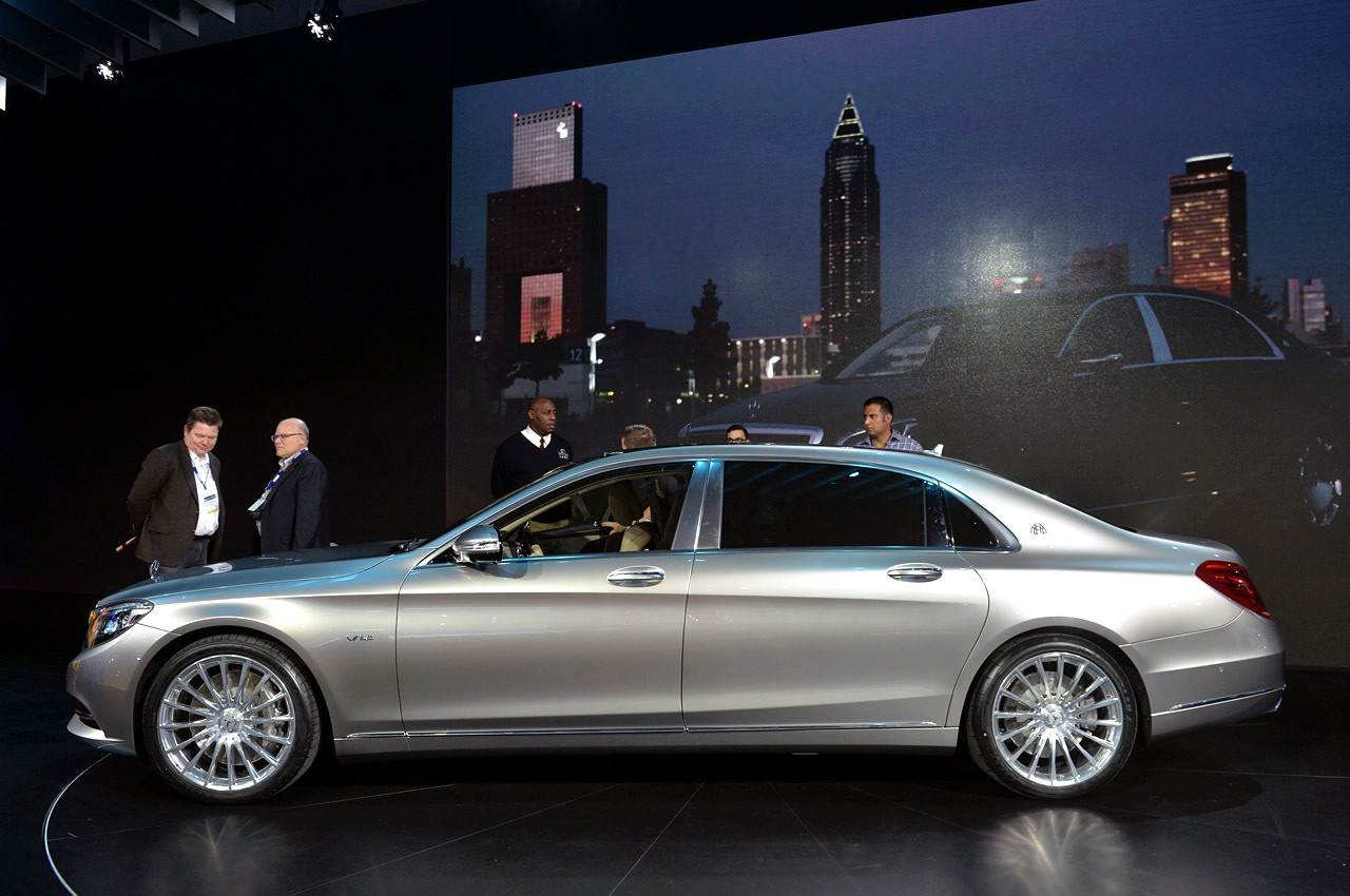 Mercedes Maybach S600 Wallpapers HD Download 1280x850