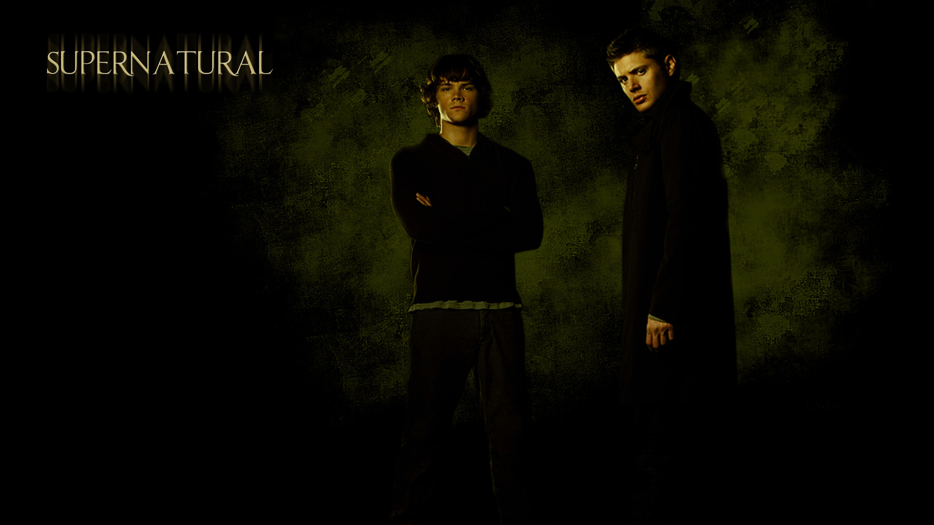Supernatural Laptop Wallpaper