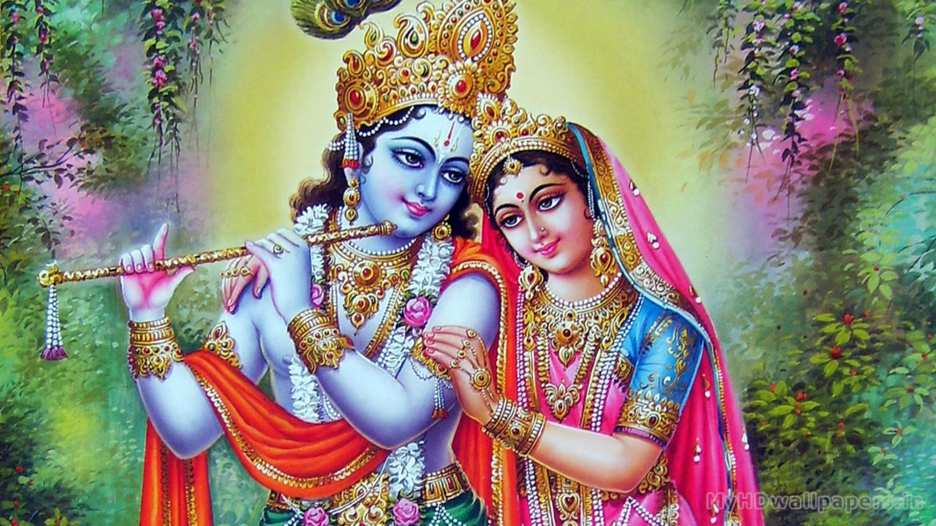 Radha Krishna Hd Wallpapers Wallpapersafari