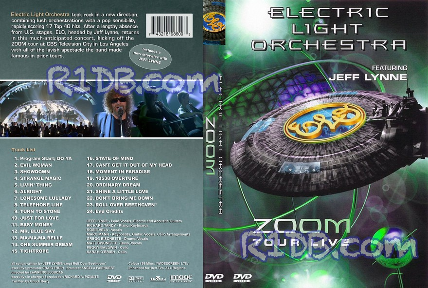 Electric Light Orchestra Zoom Tour Live cover HD Walls Find 880x591
