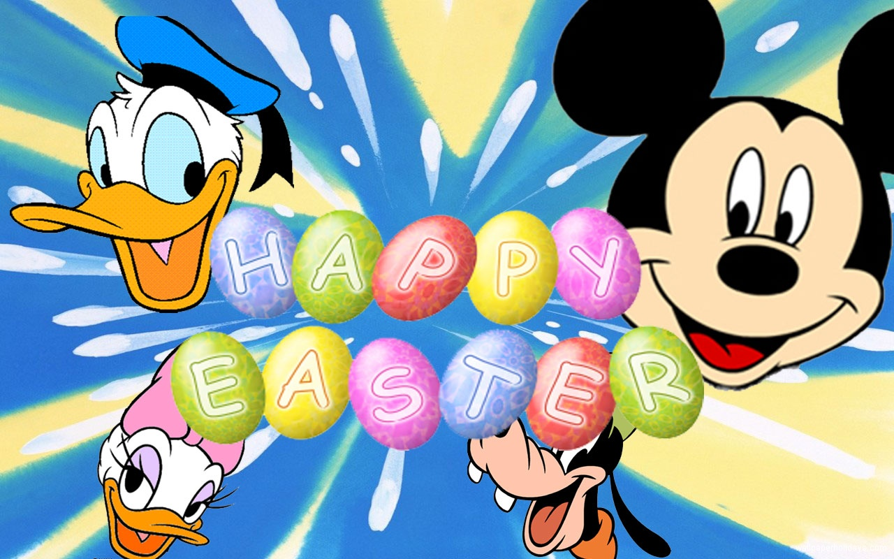 Easter Wallpapers 1280x800