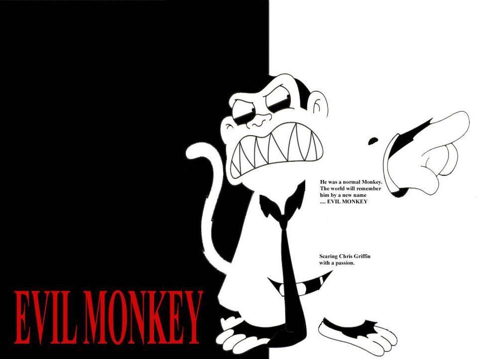 evil monkey   Family Guy Wallpaper 960x720