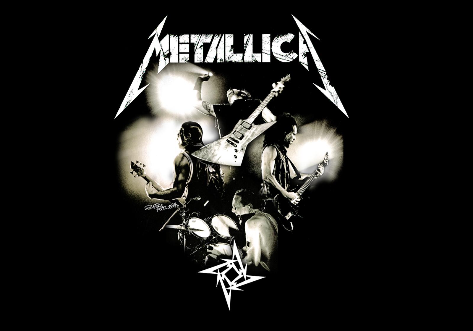 Metallica Logos HD Desktop Wallpapers Download Wallpapers in HD 1600x1119