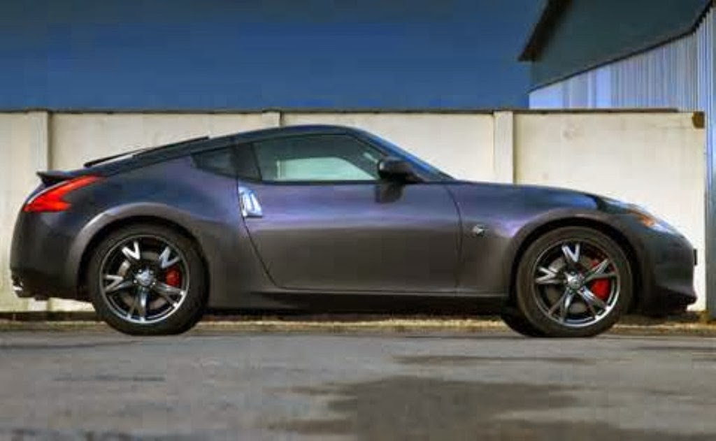 Nissan 370z Wallpapers Hd Wallpapersafari