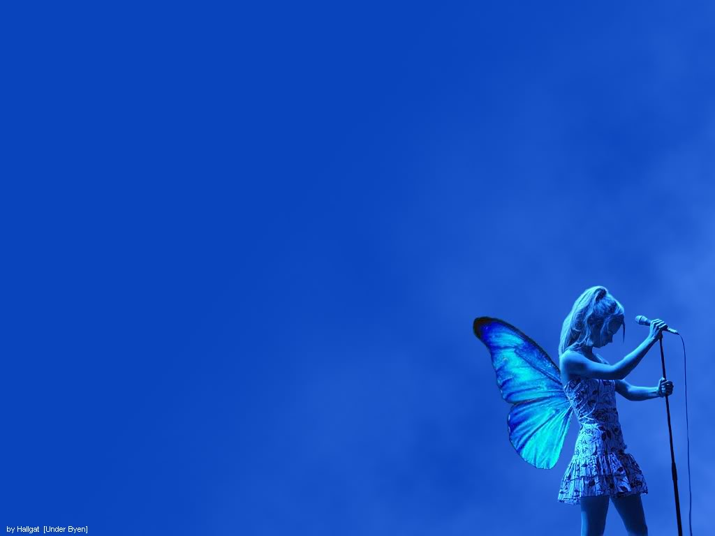 angel blue Background 1024x768