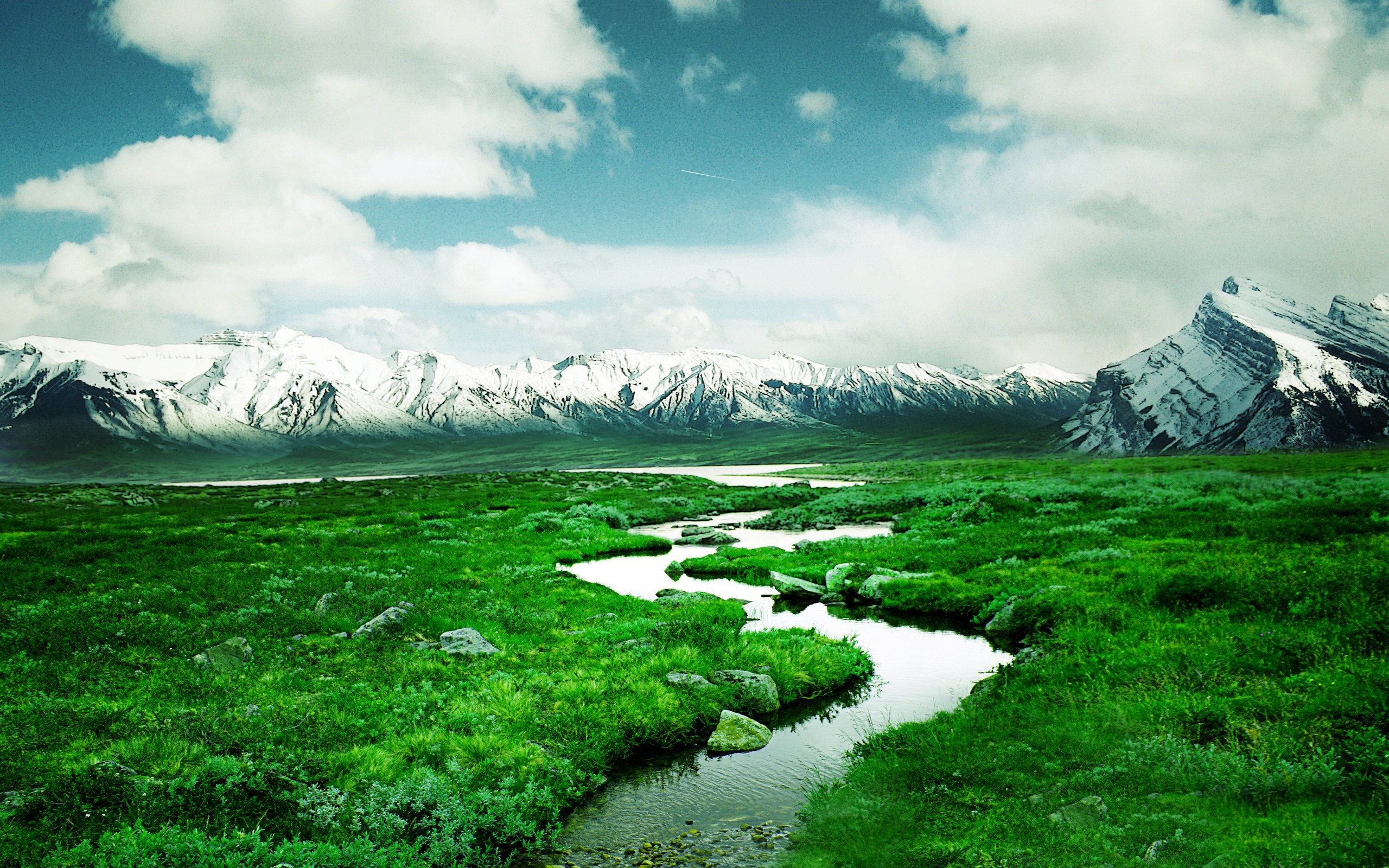 Norway Mountain River Wallpapers HD Wallpapers 2560x1600