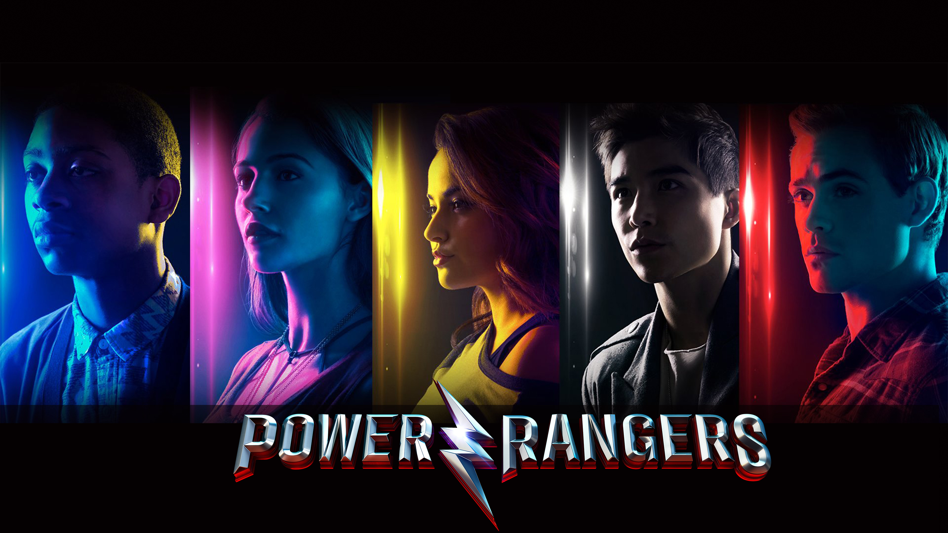 50 Power Rangers 2017 HD Wallpapers Background Images 3840x2160
