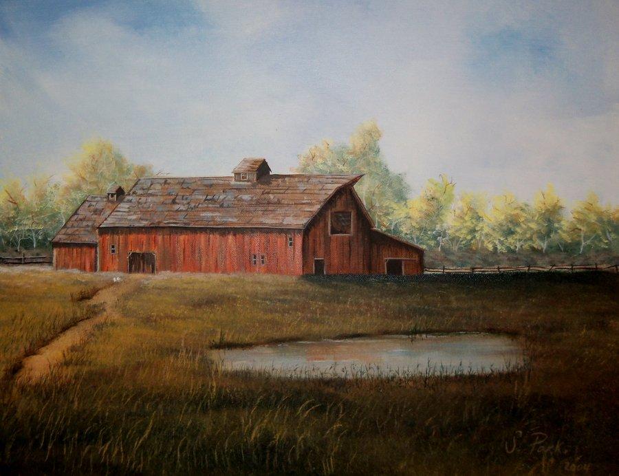barn wallpaper - photo #29