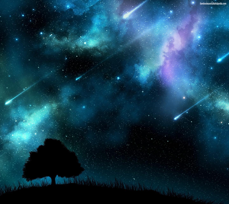 Shooting Stars 1440x1280