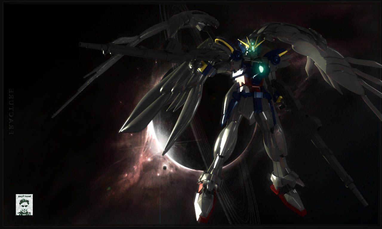Gundam Deathscythe Wallpapers Mobile at Movies Monodomo 1280x768