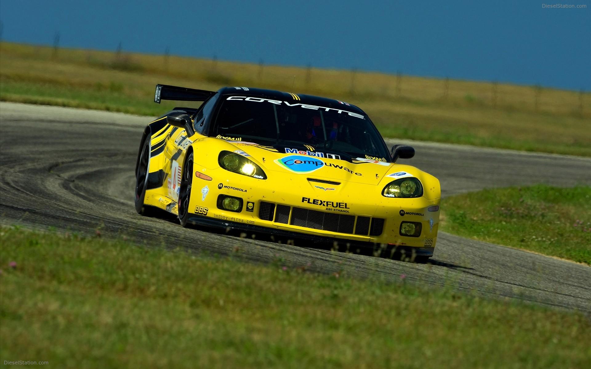 Corvette Racing Next Generation C6 R Widescreen Exotic Car Wallpaper 1920x1200