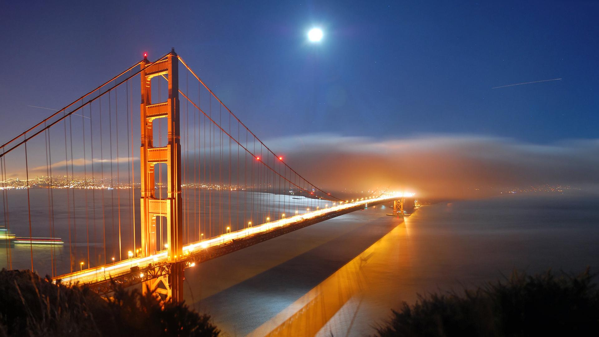 Audi San Francisco >> Bridges Wallpaper HD 1900x1200 - WallpaperSafari