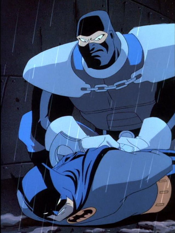 Free download Batman Anime Lock Screen