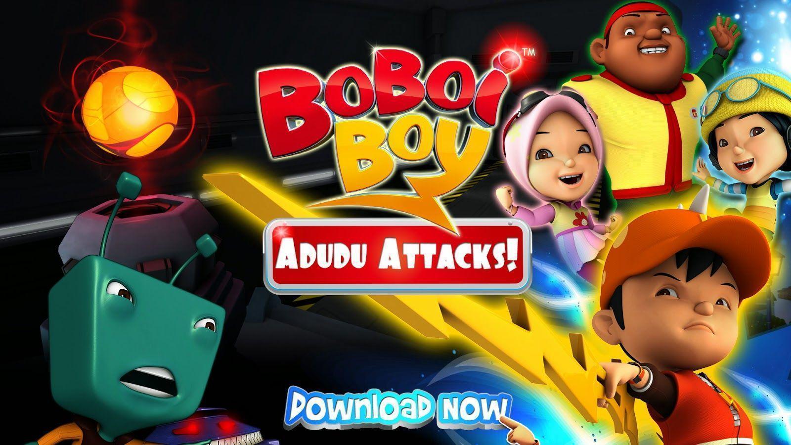 BoBoiBoy Wallpapers 1600x900
