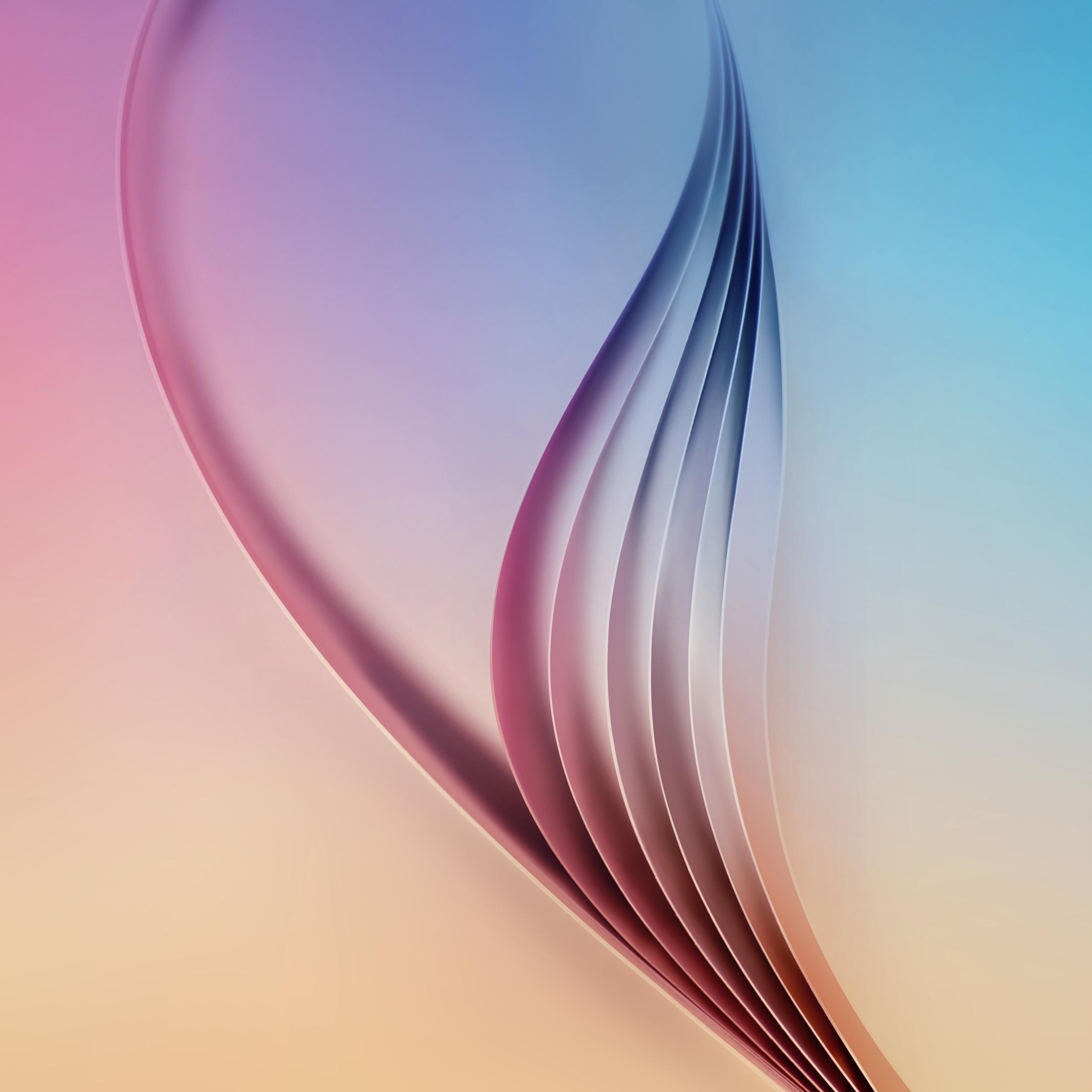 Samsung Galaxy S6 und S6 Edge Offizielle Wallpaper zum Download [MWC 2240x2240