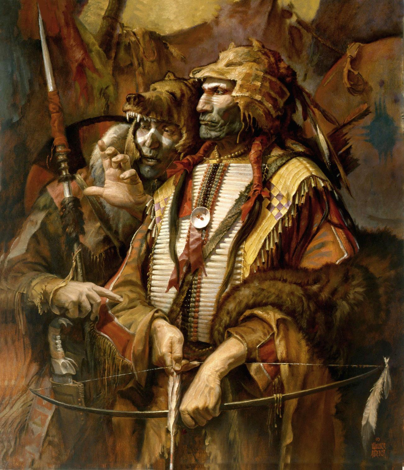 Native American Native American Wallpapers And Screensavers 1300x1511