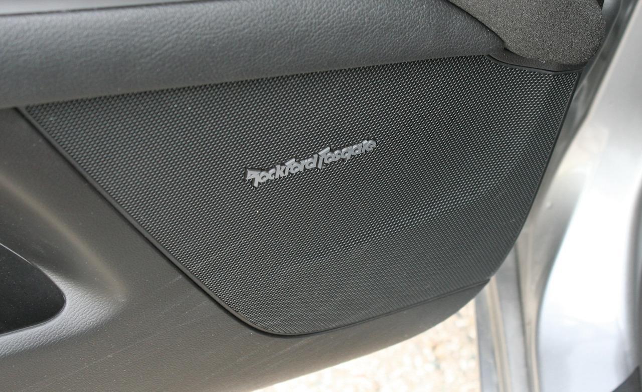 2010 Suzuki Kizashi GTS Rockford Fosgate speaker 1280x782