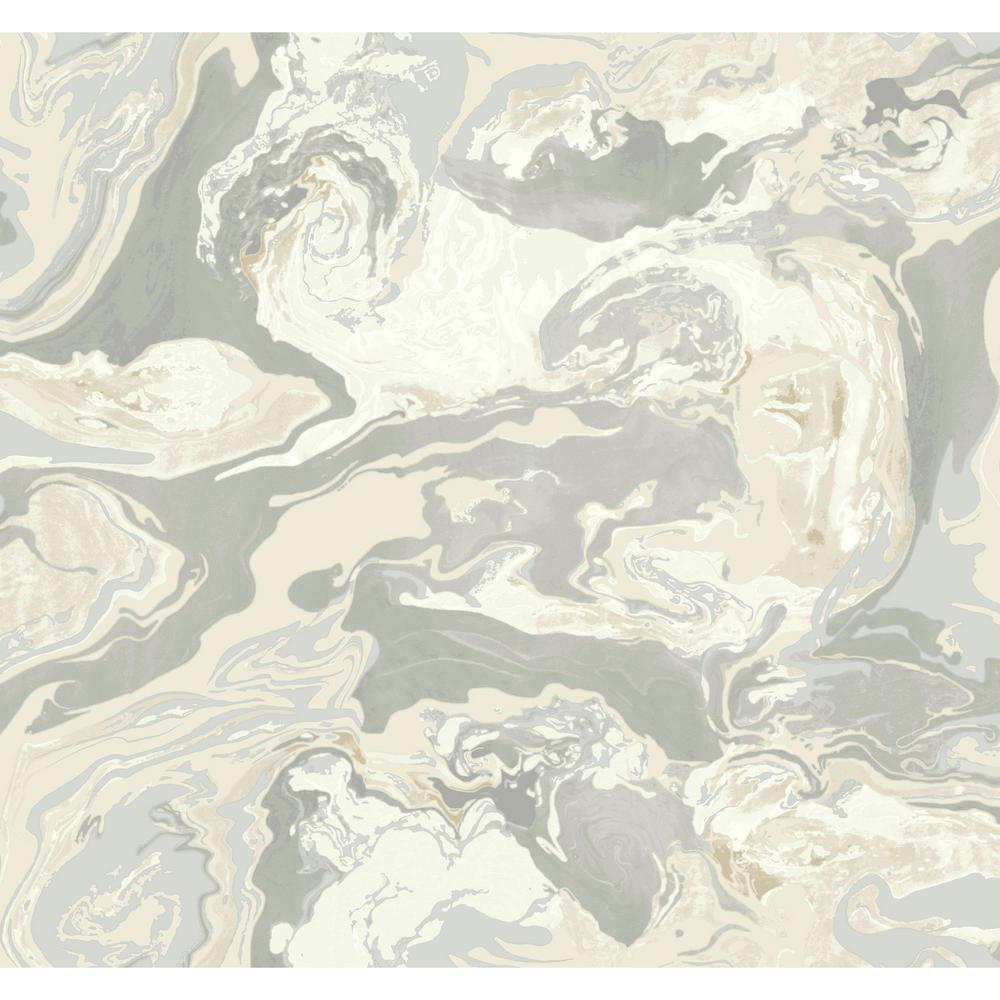 York Wallcoverings DwellStudio Medici Marble Wallpaper DR6350 1000x1000