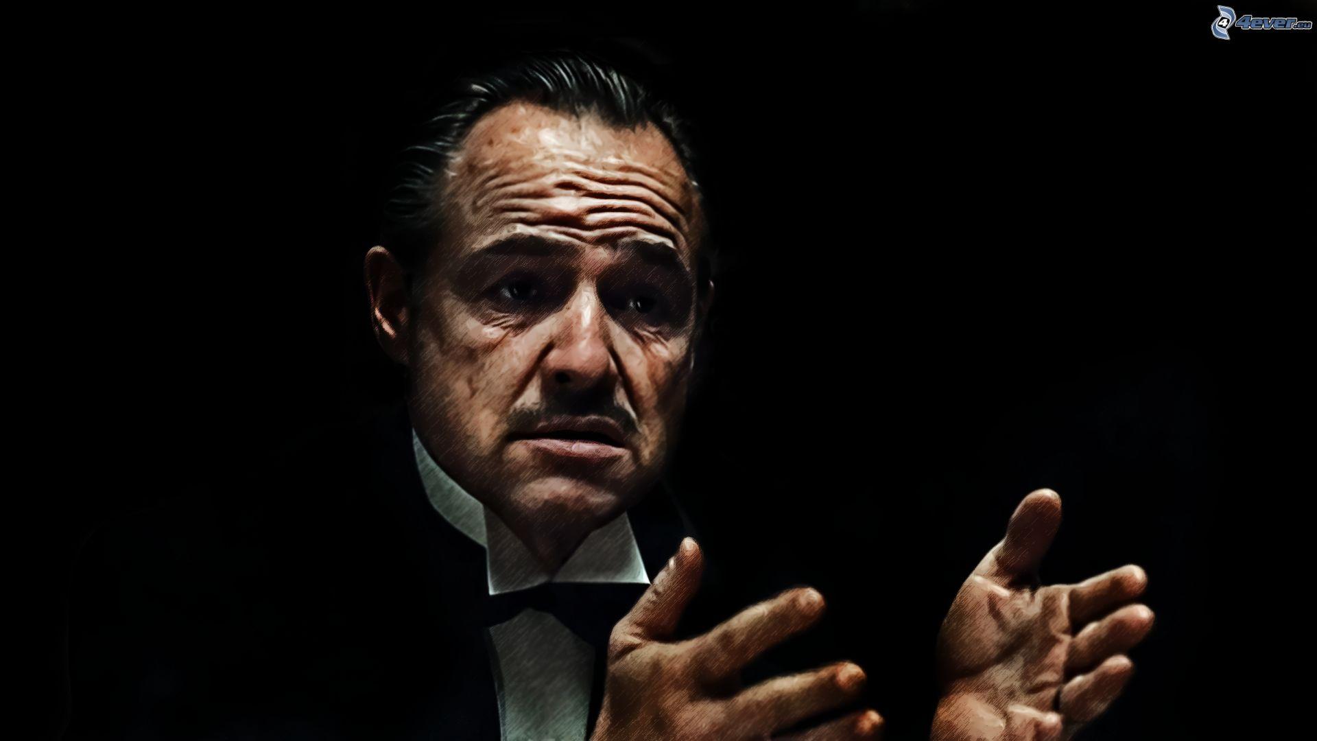 Godfather Vito Corleone Quotes QuotesGram 1920x1080