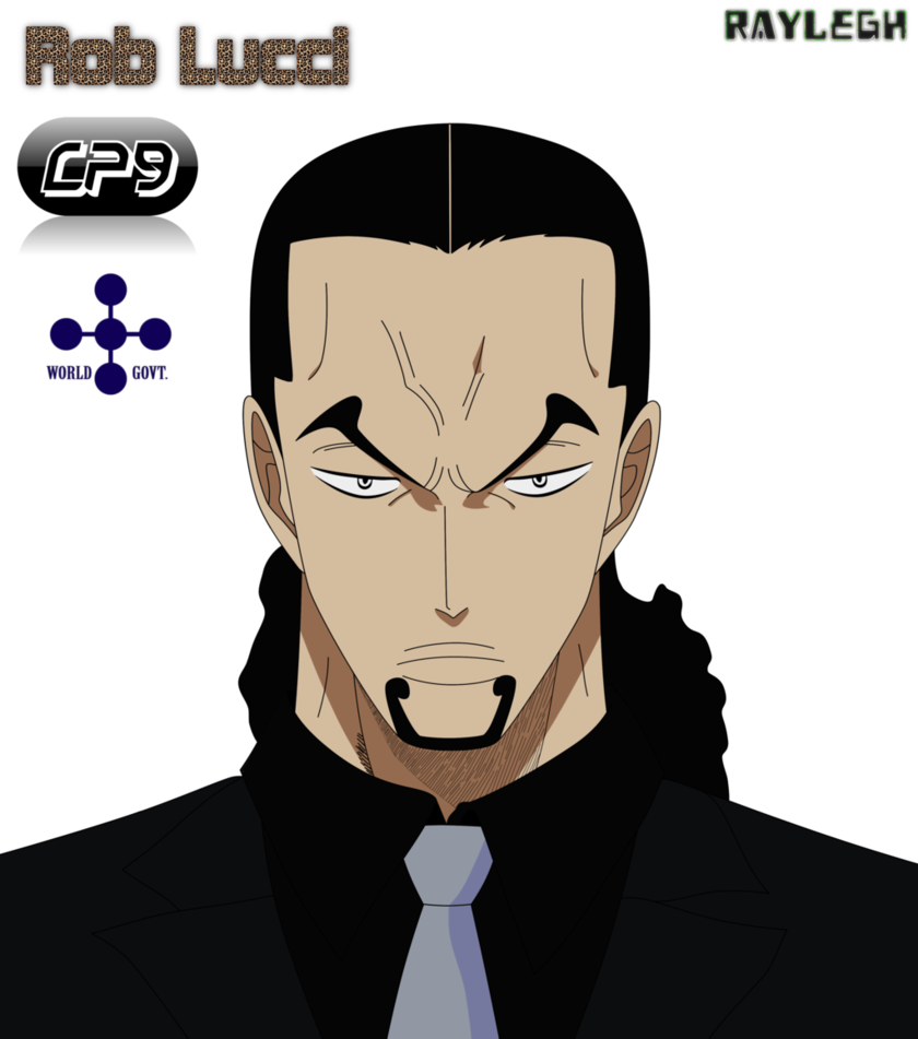 Rob Lucci by Raylegh on DeviantArt