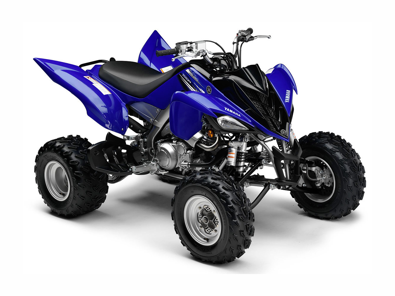 2012 YAMAHA Raptor 700R ATV pictures specifications 1600x1200