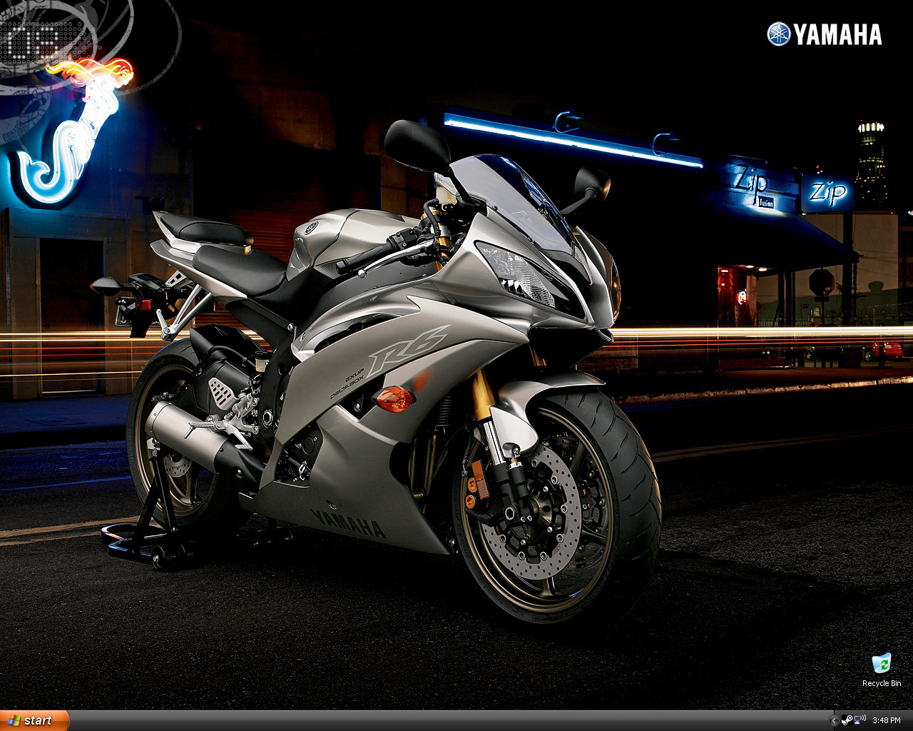 Yamaha R6 Wallpaper by glennxcore 1280x1024