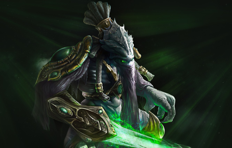 Wallpaper Blizzard Protoss StarCraft 2 StarCraft Zeratul 1332x850