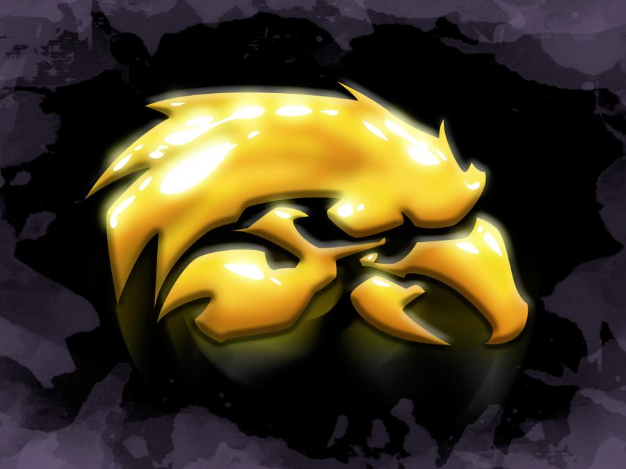 Iowa Hawkeyes by Flashback33 900x675