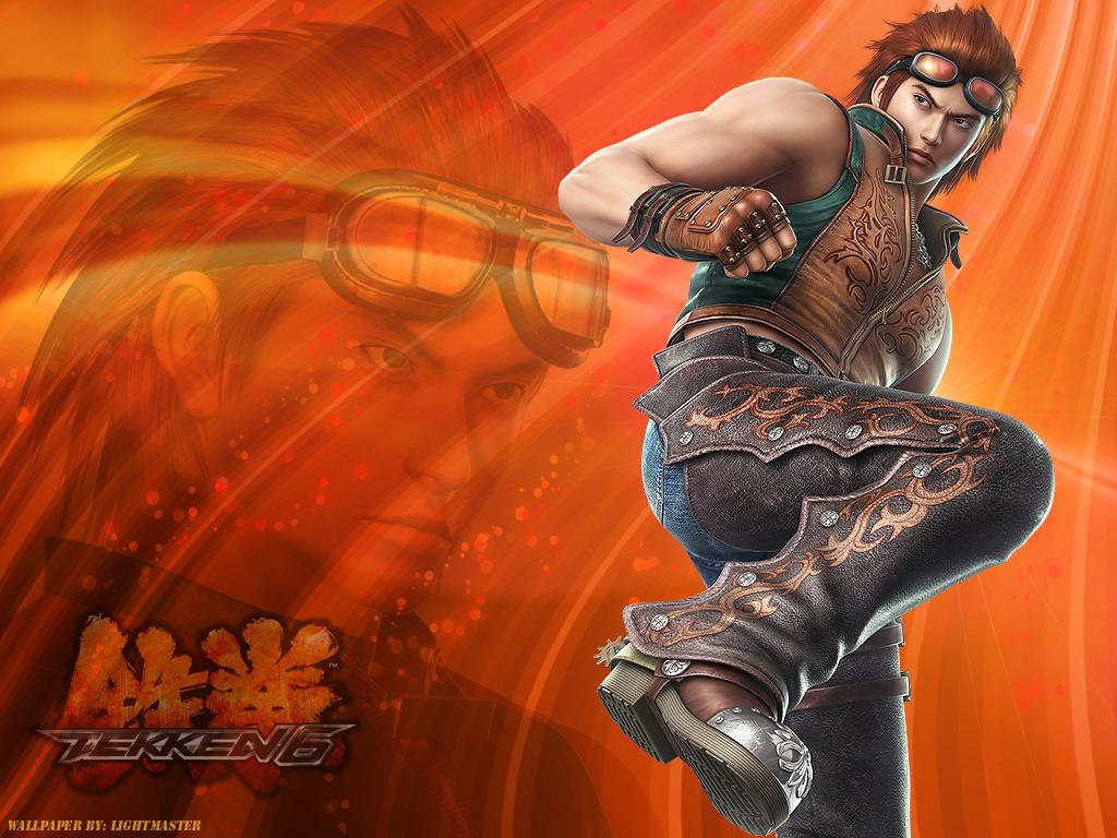 top new wallpapers Tekken Hwoarang Wallpaper 1024x768