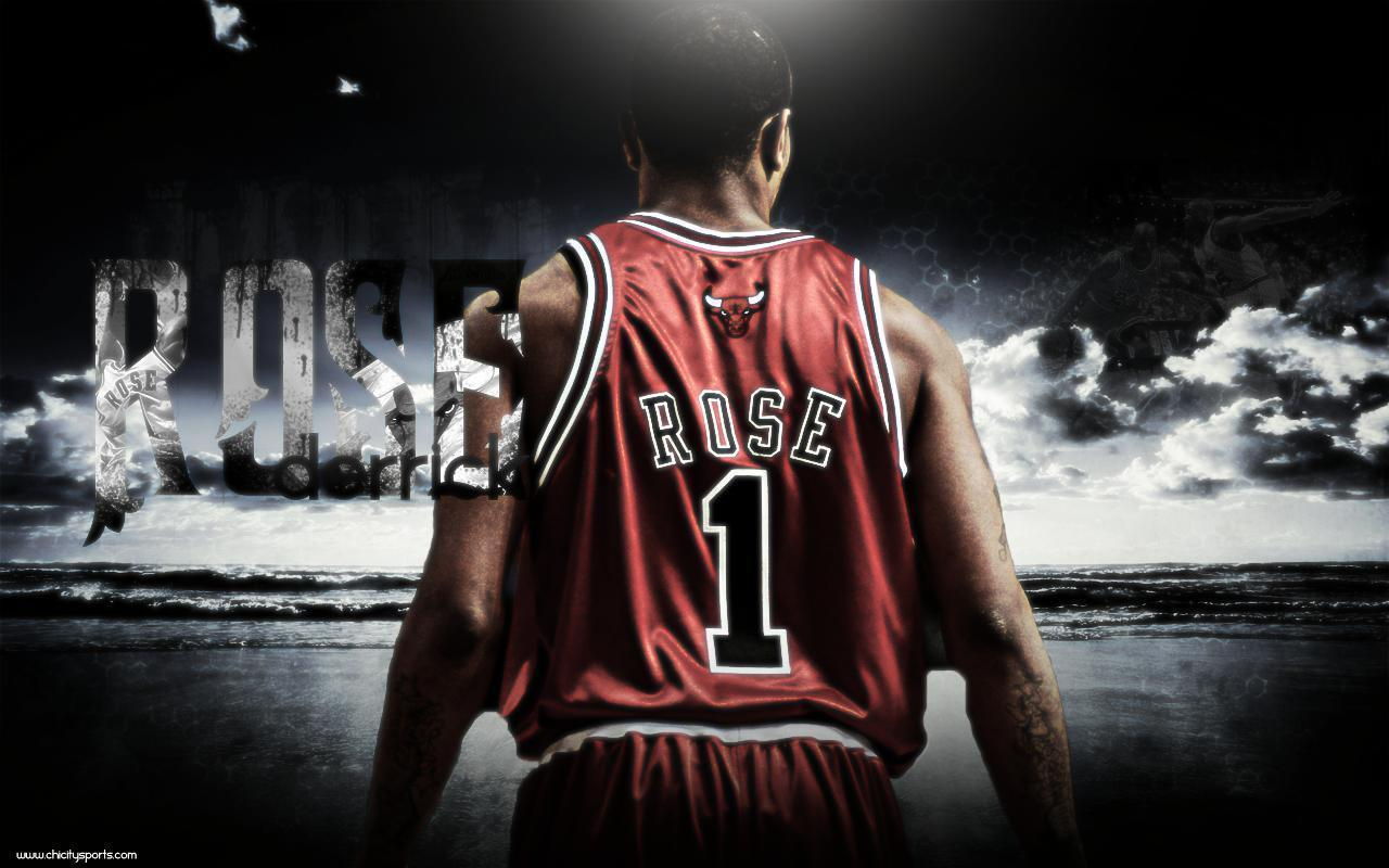 Derrick Rose Dunk Wallpapers 1280x800