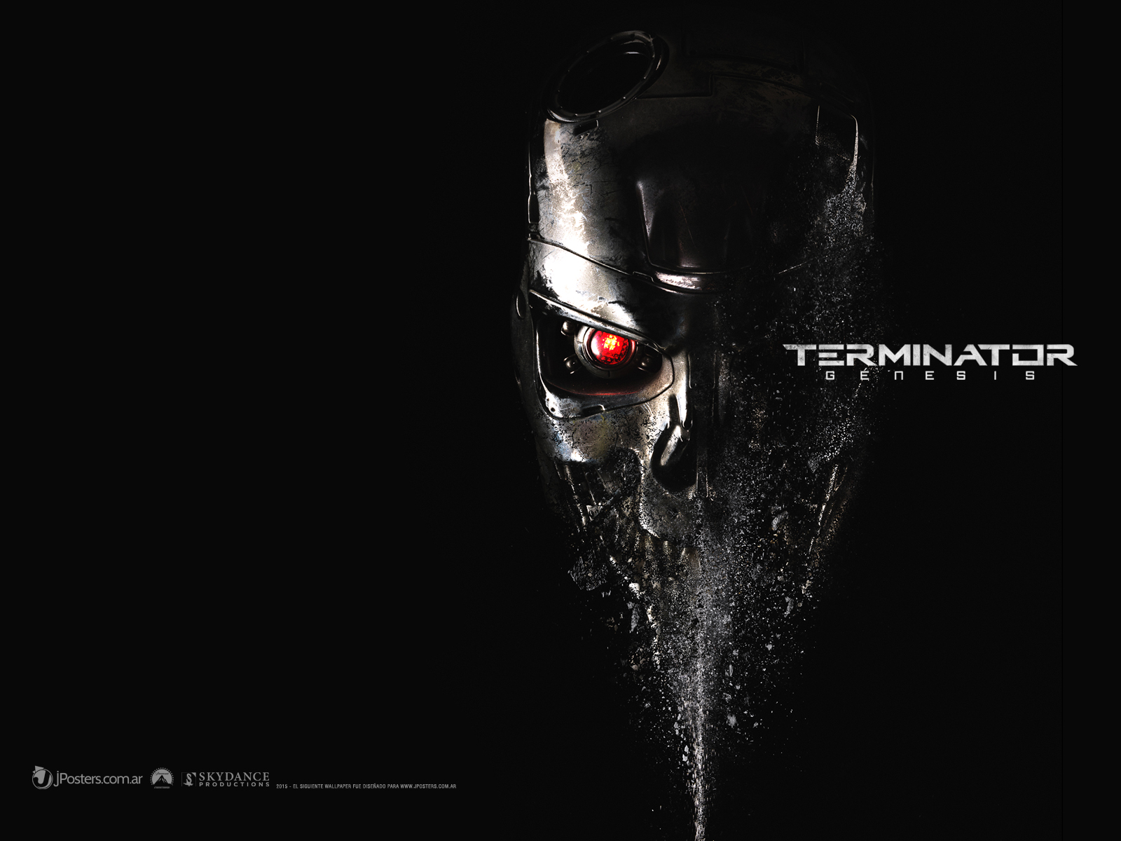 Download wallpaper  Terminator T  Free  K Wallpaper