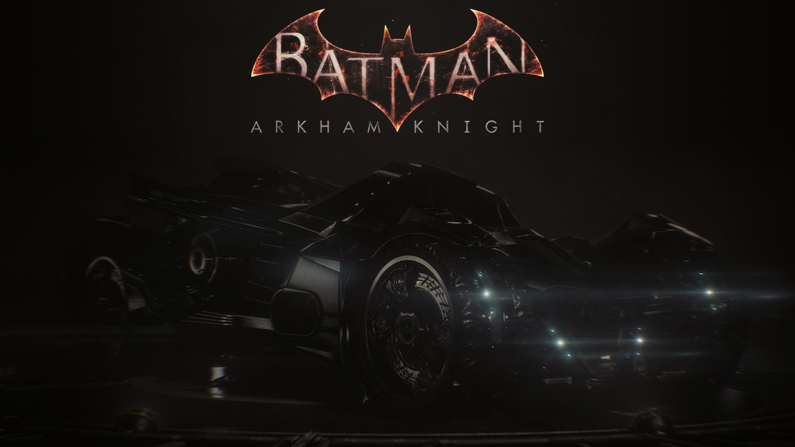 Arkham Knight Batmobile Wallpaper By Heypierce Customization 1600x900