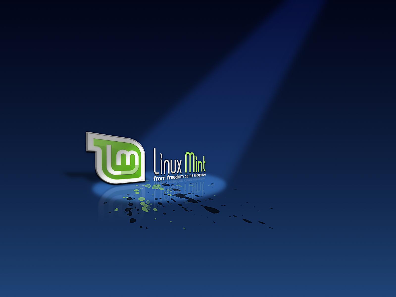 HightechHD Hintergrundbilder kostenlose Linux Mint Tapete 1600x1200
