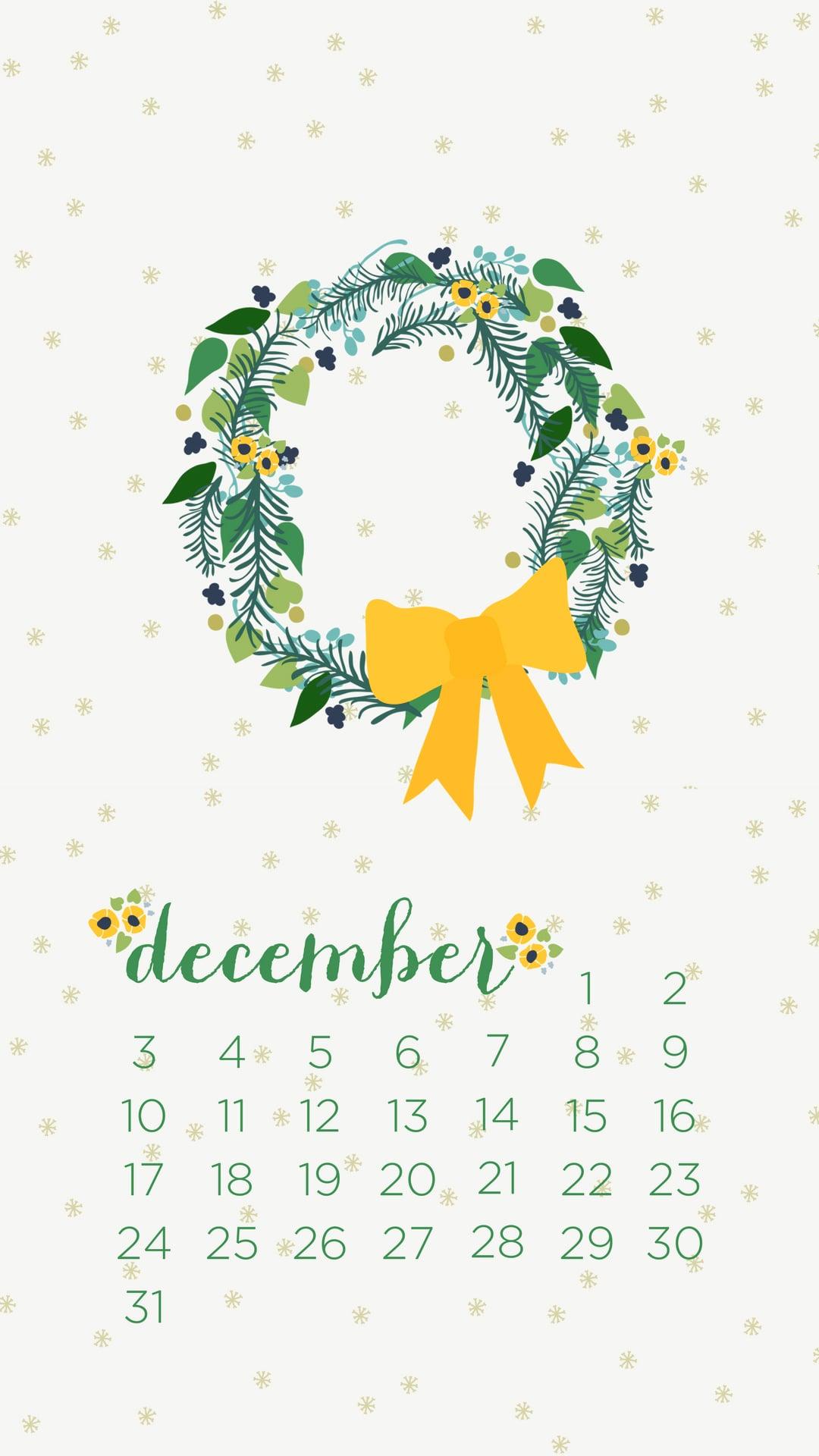 December Calendar Wallpaper 2020   KoLPaPer   Awesome HD 1080x1920